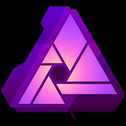Icône logiciel Affinity Photo