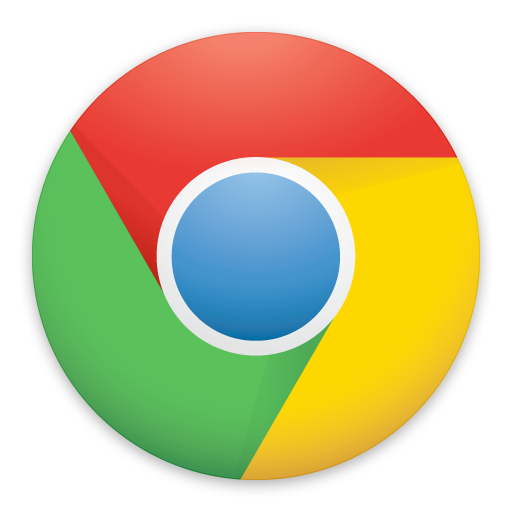 Icône logiciel Google Chrome
