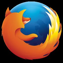 Icône logiciel Mozilla Firefox