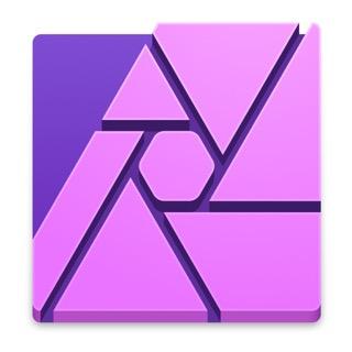Icone du logiciel Affinity Photo 1.7