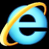 Icone du logiciel Internet Explorer 11