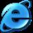Icone du logiciel Internet Explorer 6