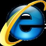 Icone du logiciel Internet Explorer 8