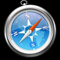Icône logiciel Apple Safari