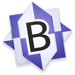 Icone du logiciel BBEdit