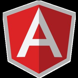 Icône AngularJS le framework Javascript de Google