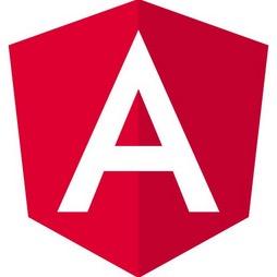 Logo framework Angular de Google