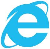 Icone du logiciel Internet Explorer