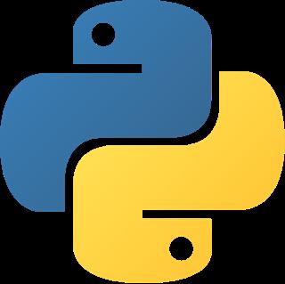 Icone du logiciel Python 3.8