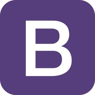 Icone du framework Bootstrap